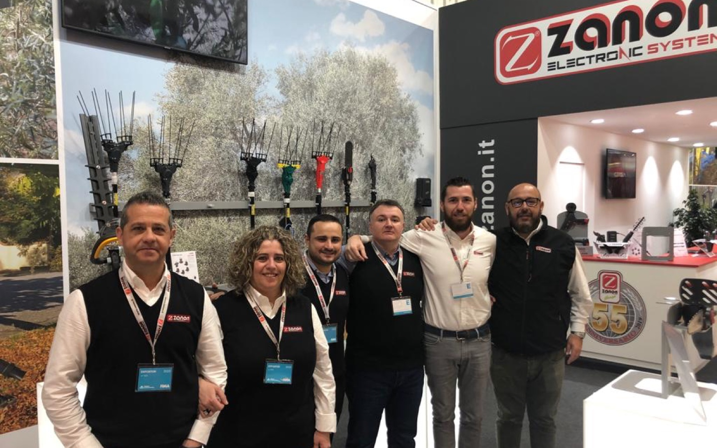 The Internaco Group at FIMA 2020