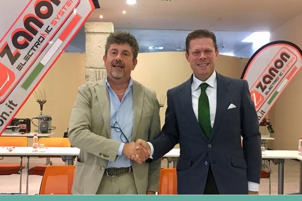 INTERNACO SA alcanza un acuerdo con la italiana ZANON