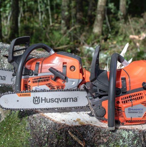 Las motosierras de 50cc de nueva generación de Husqvarna establecen un nuevo patrón de referencia respecto a la capacidad de corte