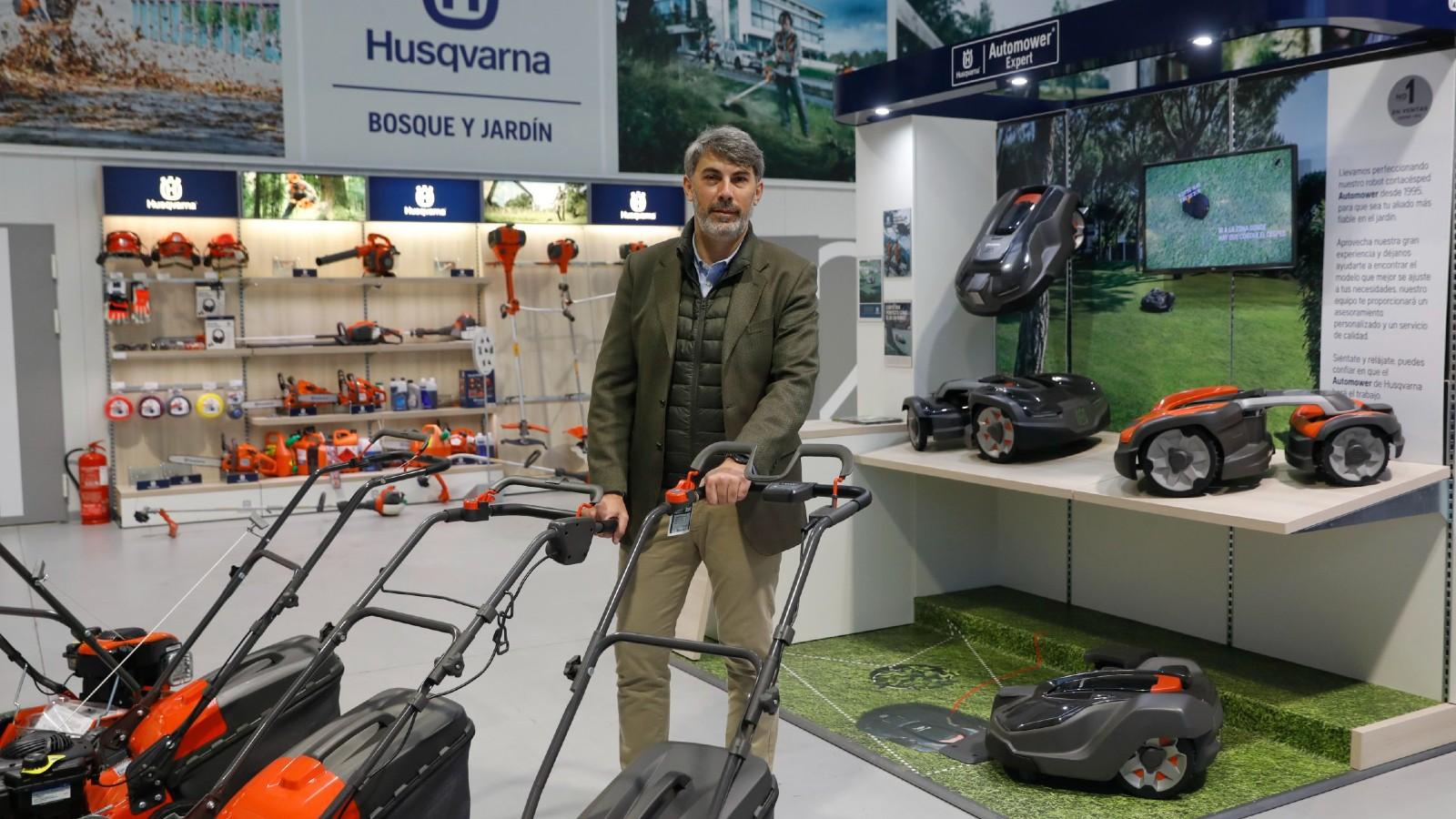 Juan Luis Ferro: «Somos compradores. Nos haremos con el negocio en España de GreenBlue Urban»
