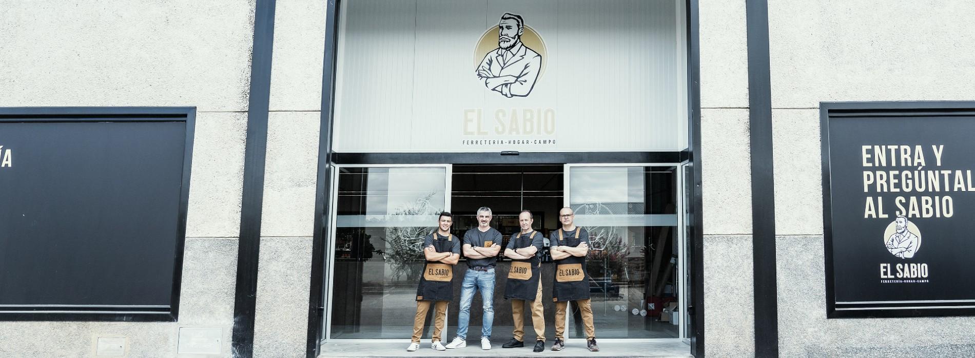 El Sabio abre en Villanueva de la Serena su segunda ferretería en Badajoz