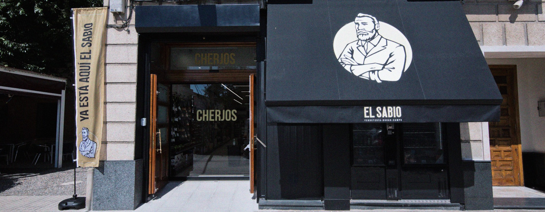La cadena de ferreterías El Sabio continúa con su plan de expansión y abre su primera tienda en Castilla-La Mancha: El Sabio Cherjos