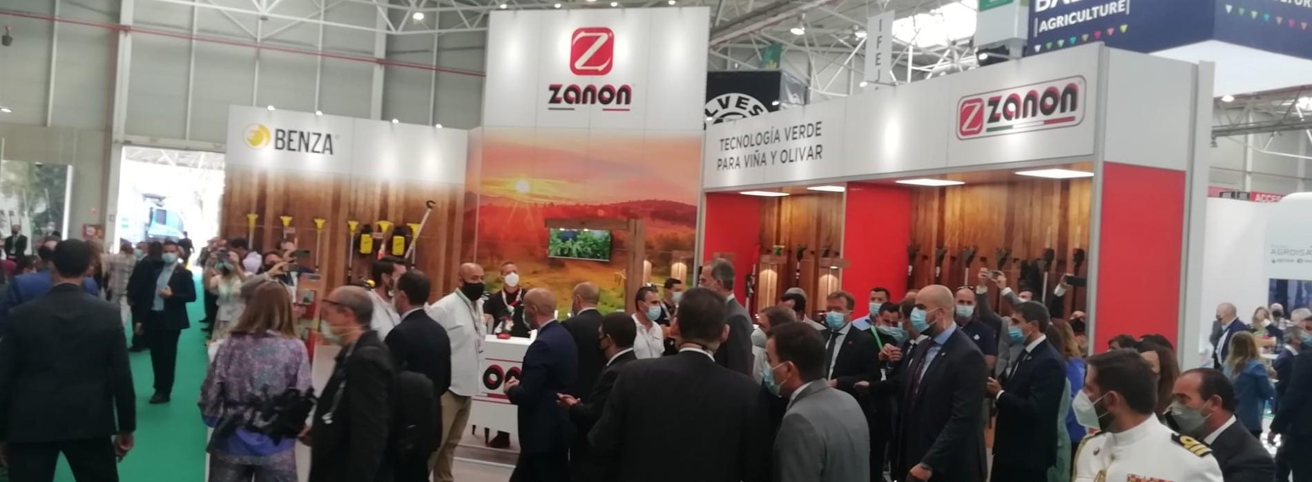 INTERNACO presenta en la feria Expoliva 2021 su propuesta de maquinaria para el sector olivarero